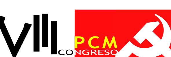 logo VIII Congreso PCM