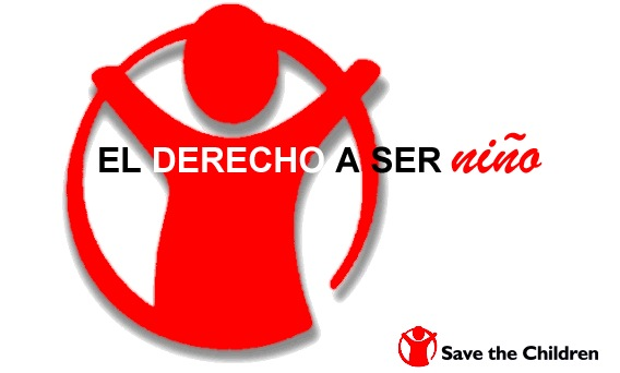 Sitio web Save the Children